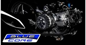 Yamaha Blue Core Engine Improves Fuel Efficiency Of