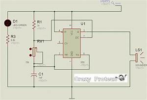 Circuit For Mosquito Zapper