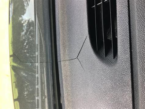 chevrolet silverado cracked dash  complaints