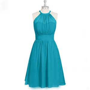 plus size bridesmaid dresses cheap plus size halter a line knee length turquoise cheap bridesmaid dresses 2015 wedding