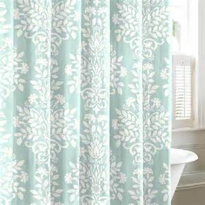 Tommy Hilfiger Curtains White by Laura Ashley Rowland Shower Curtain From Beddingstyle Com