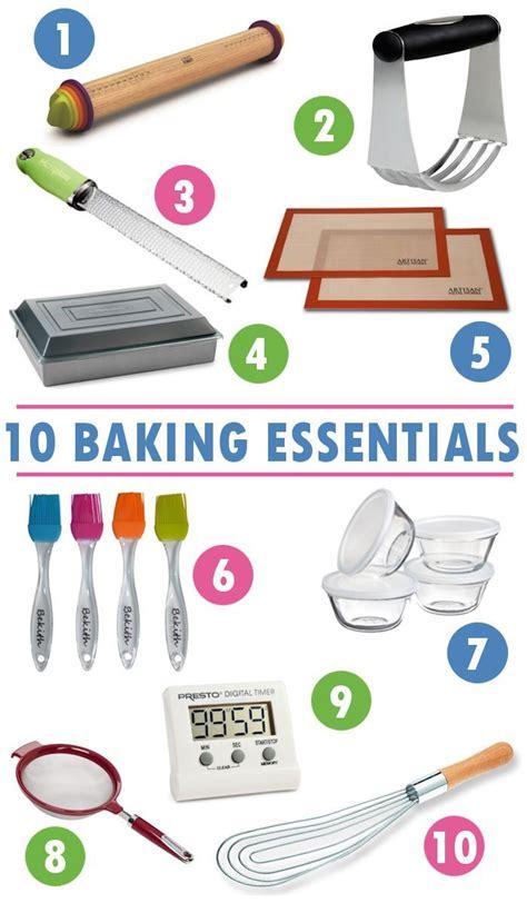 baking tool essentials   beginner baker baking