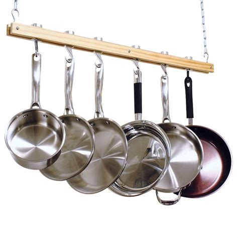 25 best ideas about pan rack on pot rack hanging pot racks and pot rack