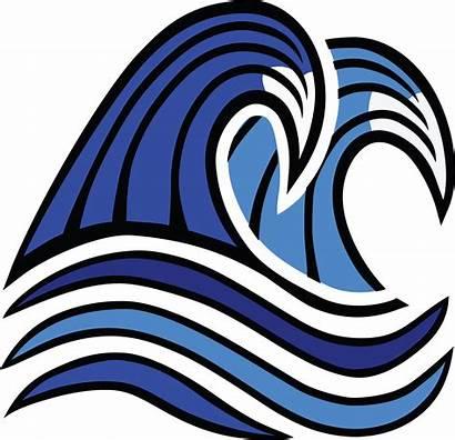 Waves Ocean Clipart Clipground Clipartof 1677