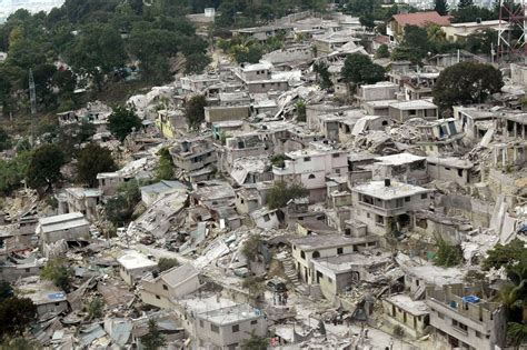 port au prince haiti haiti quake worst disaster facing un radio