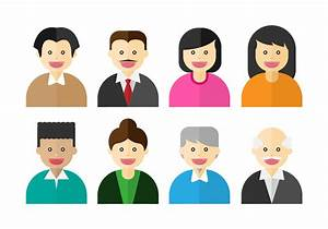 People Icon Vector Download Free Vector Art Stock