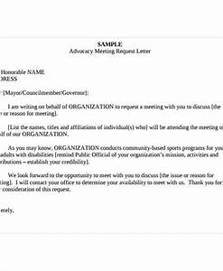 7 meeting appointment letter templates pdf doc free With email template to request a meeting