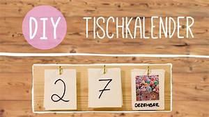 Kalender Selber Basteln Ideen : kalender selber machen holzkalender mit fotos youtube ~ Orissabook.com Haus und Dekorationen
