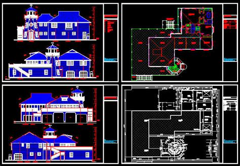 cad building template  house plans house type  sqft