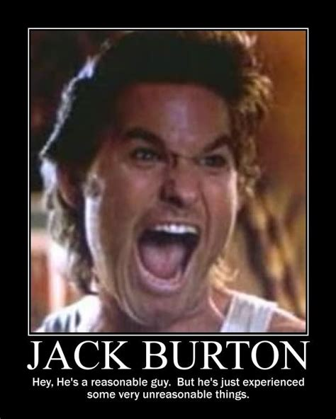 Big Trouble In Little China Meme - keep calm and call jack burton bing images big trouble in little china pinterest keep