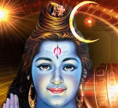 Shiva Lord Hindu Krishna Ganga Animation God