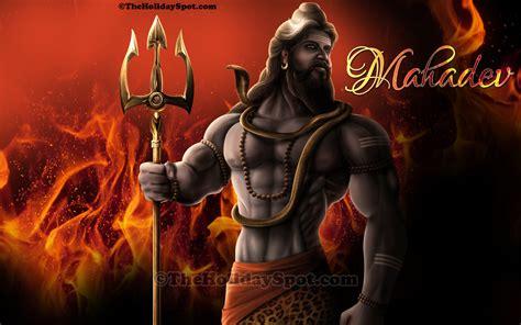 Mahadev Wallpaper Hd Animation - shivratri wallpapers
