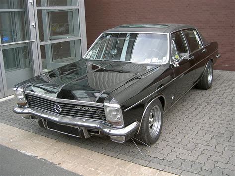 Opel Diplomat by Opel Diplomat Pictures Information And Specs Auto