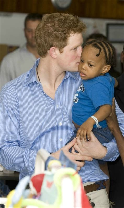Evidence Prince Harry has always been the best with kids ...