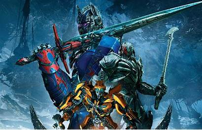 Transformers 4k Knight Last Prime Bumblebee Optimus