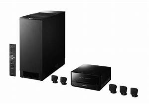Sony Introduces Tiny Micro Surround Sound System