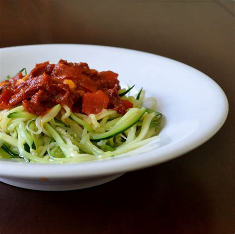 courgette cuisine zucchini quot spaghetti quot recipe dishmaps
