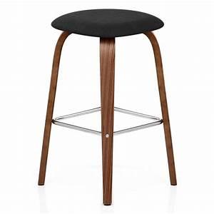 Tabouret De Bar Tissu : chaise de bar stockholm monde du tabouret ~ Teatrodelosmanantiales.com Idées de Décoration