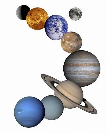 Solar System Unique Gezegenler Transparent Purepng Pluspng