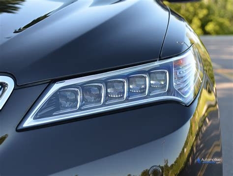 acura tlx jewel led headlight