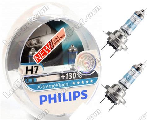 philips xtreme vision h7 pack of 2 bulbs h7 philips x treme vision 130 px26d