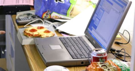 cooking at your desk is it ok to eat food at your desk playbuzz