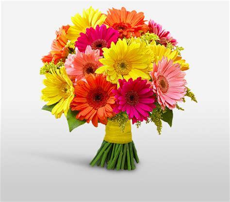 gerbera bouquet international flower delivery
