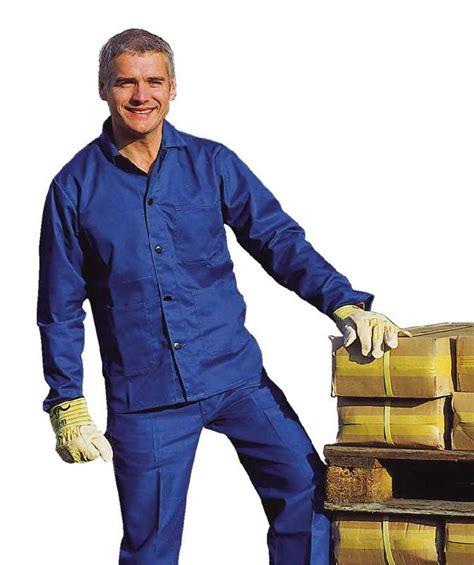 pantalon de travail bleu t44