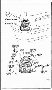 Need Instructions How To Remove  Replace Broken Tail Light