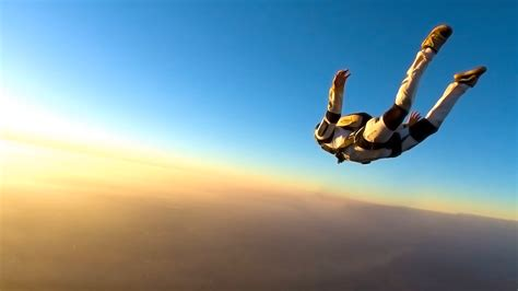 How A Skydiving Trip Changed My Life