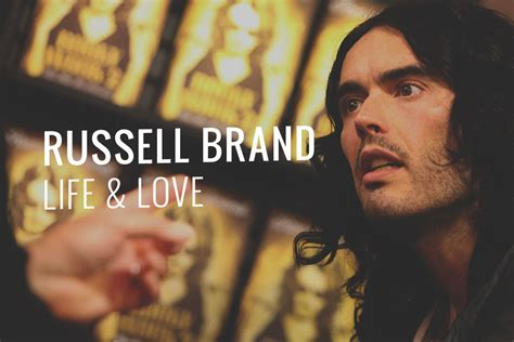russell brand netflix documentary russell brand on life love live learn evolve