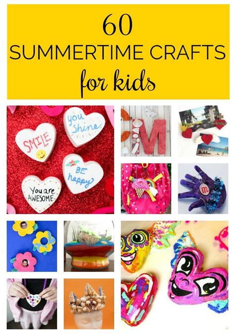 Activaproducts 5h5 hours ago More 60 Summertime Crafts