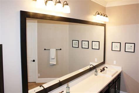 Custom Hanging Mirrors That Make Your Bathroom Pop!