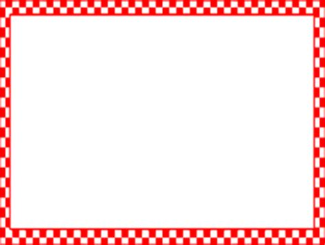 red  white checkered box clipart clipground
