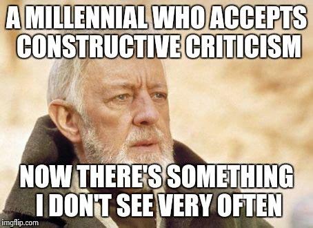 Millenial Memes - obi wan kenobi meme imgflip