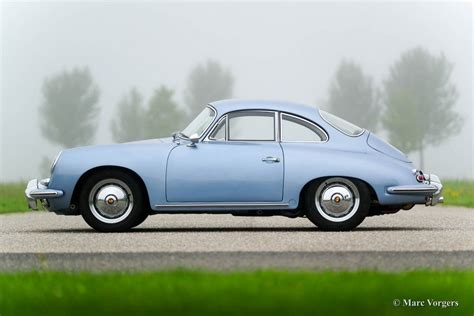 Porsche 356 B T6 coupe, 1963 - Welcome to ClassiCarGarage