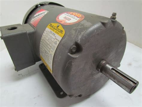 Electric Motor Frame by Baldor M3554t 1 1 2 Hp 1740 Rpm 208 230 460v Tefc Electric