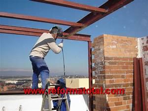 04 58 Imagenes Forjados Vigas Metalicas Reformas Integrales en Madrid * Reformas y