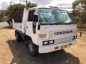 1990 Daihatsu Delta V118 Tipper Truck For Sale Ken Bowen Motors Tipperland In New South Wales