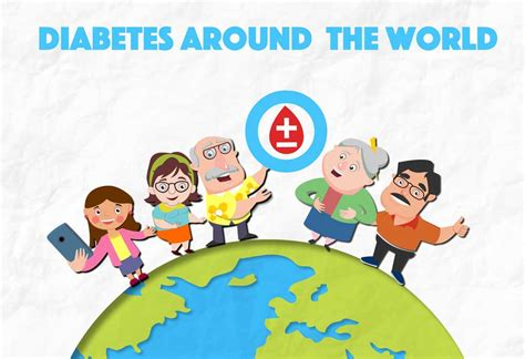 infographic diabetes   world circlecare
