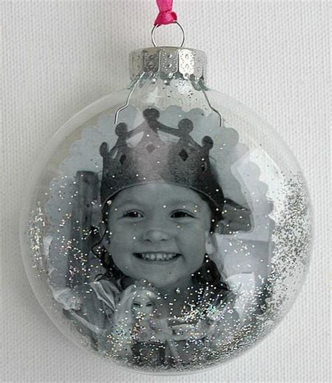 clear ornament ideas for christmas decorating you pinspire me
