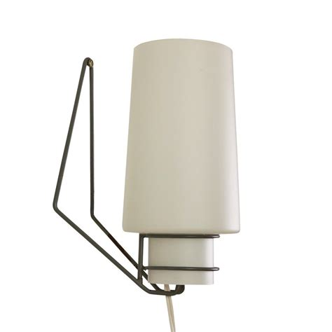minimalistic wall light by philips 1950s 1082