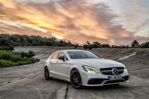 Mercedesbenz Cls 63 Amg Coupe