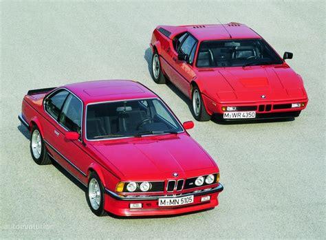 BMW M1 (E26) specs & photos - 1978, 1979, 1980, 1981 ...