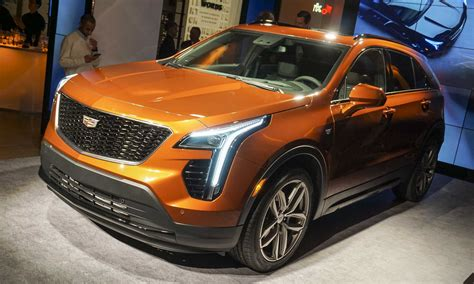 2018 New York Auto Show 2019 Cadillac Xt4  » Autonxt