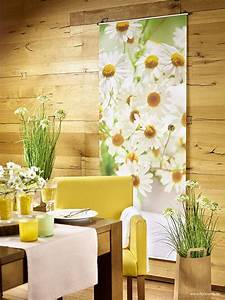Deko Hauseingang Frühling : textilbanner f r schaufenster thema fr hling sommer margerite pflanze 180cmx75cm ~ Orissabook.com Haus und Dekorationen