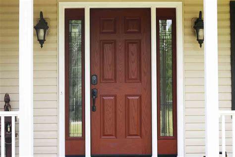 pros  cons    wooden front door clemens home solutions