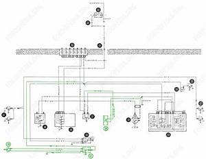 Ford Cortina Mk4 Wiring Diagram