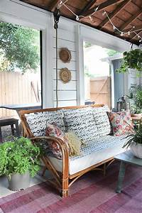 40, Best, Screened, Porch, Design, And, Decorating, Ideas, On, Budget, 8