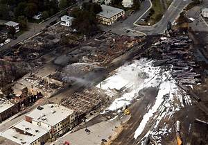 Trains to return to Lac-Megantic six months after ...